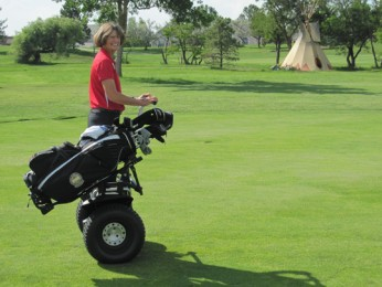 Segways are Back 346x260 Golfing Segways are Back!