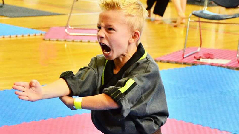 Karate Youth Sports