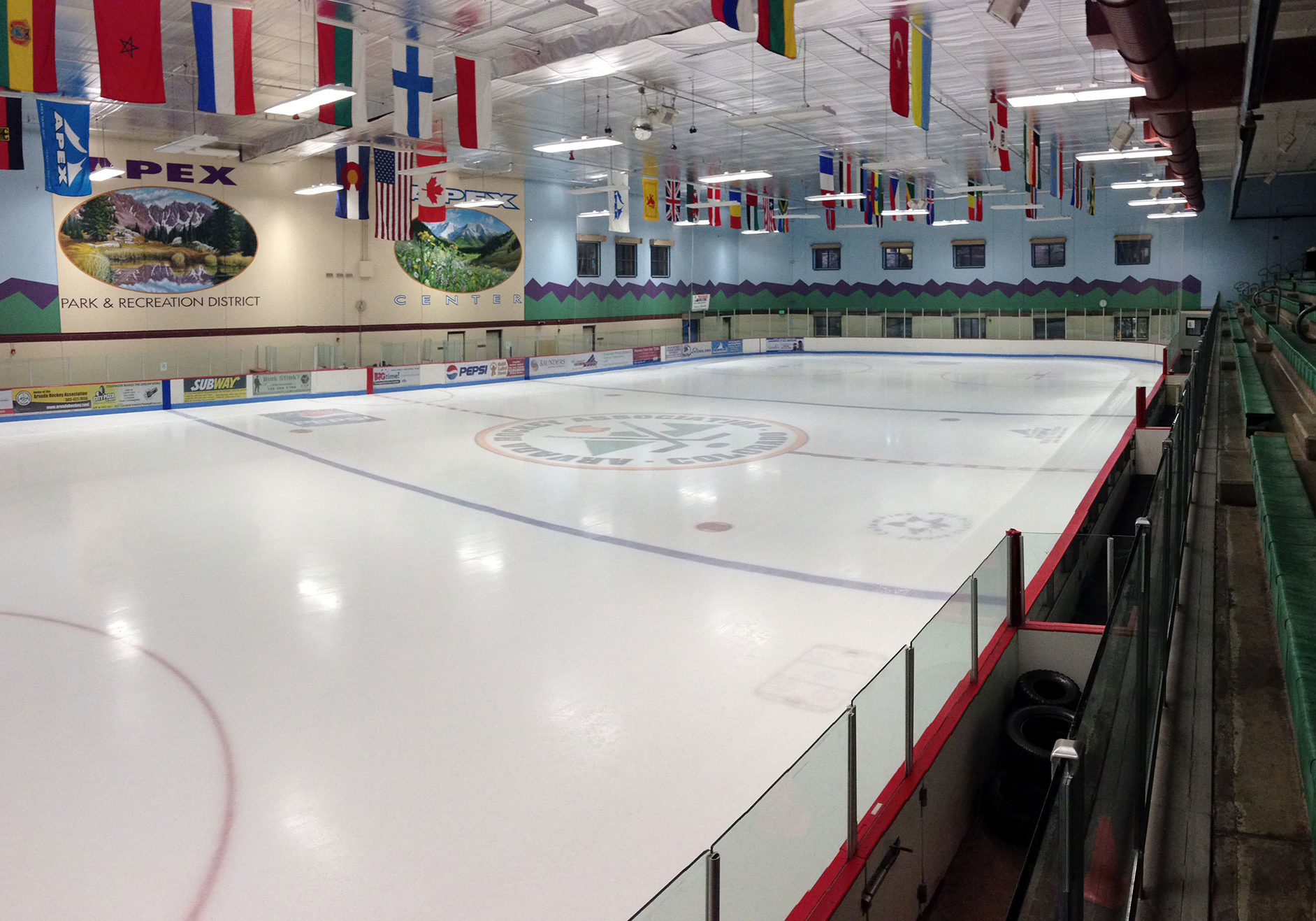 West Rink